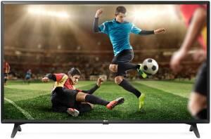 LG 43 UM 7050 PLF 4K Ultra-HD Triple Tuner Smart TV
