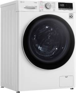 LG V4WD 850 8/5 kg 1400 Touren Waschtrockner Invertermotor Steam