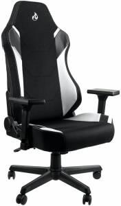 NITRO CONCEPTS X1000 Gaming Chair schwarz/weiß