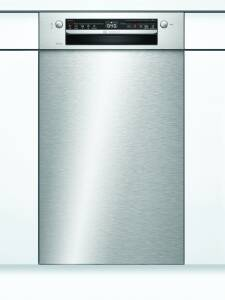 Bosch SPU 2 HKS 41 E 45cm Home Connect Unterbau-Spüler Edelstahl