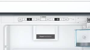 Bosch KIN 86 AFF0 NoFrost 177.2 x 55.8 cm Einbaukühlgefrierkombination