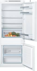 Bosch KIV 67 VSF0 LowFrost Einbaukühlgefrierkombination