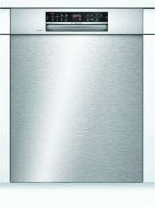 Bosch SMU 6 ZCS 49 EA+++ Besteckschublade Zeolith Silence Plus Home Connect Unterbau-Spüler Edelstahl