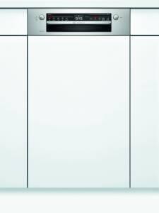 Bosch SPI 2 HKS 41 E 45cm Home Connect Einbau-Spüler Edelstahl