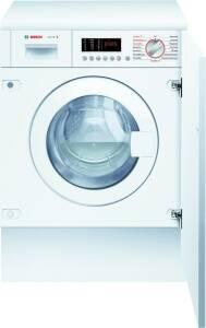 Bosch WKD 28542 EEK: B 7/4 kg 1400 Touren Einbau Waschtrockner