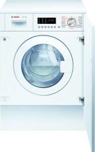 Bosch WKD 285427/4 kg 1400 Touren Einbau Waschtrockner