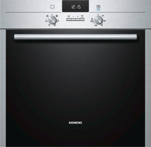Siemens HB 23 AB 520Edelstahl EinbaubackofenA-20%Autark Ausstellungsstück nicht originalverpackt!!