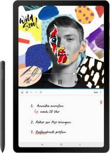 Samsung SET Galaxy Tab S6 Lite grau + Anymode Book Cover