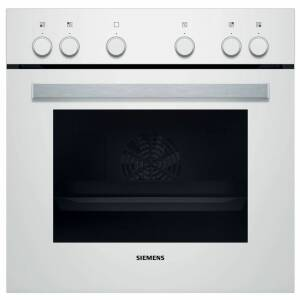 Siemens EQ 110 KA 1WEHerd-Set weiß