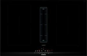 SIEMENS studioLine ED 877 FQ 25E studioLine Kochfeld mit Dunstabzug Induktion 80cm