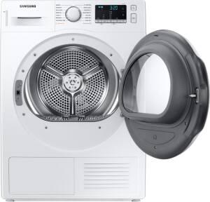 Samsung DV 80 TA 020 TE8 kg Knitterschutz 2-in-1-Filter Optimal Dry Super Kurz