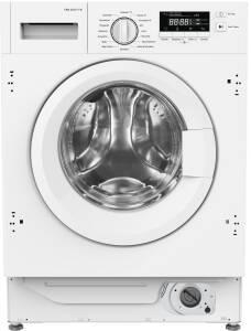Amica EWA 34657-1 W weiß8 kg 1400 Touren Display Einbauwaschmaschine