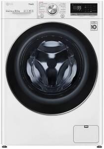 LG F6 W105 A 10,5kg Steam+ 1600 U/Min AI DD ThinkQ TurboWash 360