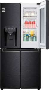LG GMX 844 MCKVFrenchDoor Multidoor Slim 83cm InstaView Edelstahl