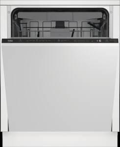 Beko BDIN 38530 D60 cm vollintegrierbar Besteckschublade