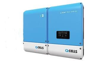 Hanwha Q Cells Q.HOME+ ESS HYB-G2 4.0 (DE) Speicher