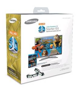 Samsung SSG-P 2100 X/ZG 3D Brillenset + 3D Imax Movie