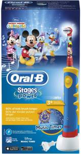 Braun Oral-B Kids Power f. Kinder blau geld