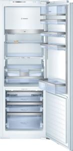 Bosch KIF 28 P 60, weiß Kühlautomat VitaFresh Flachscharnier-Techn ik A++