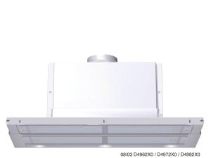 Neff DA 89 B ( D 4982 X0) silbermetallic 90 cm