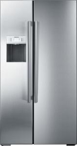 Siemens KA 62 DP 91 A + Türen Edelstahl antiFingerPrint No Frost