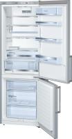 Bosch KGE 49 EI 45A+++ Edelstahl Anti-Fingerprint Exclusiv .inklusive 2-Mann-Service .bis in die Wohnung