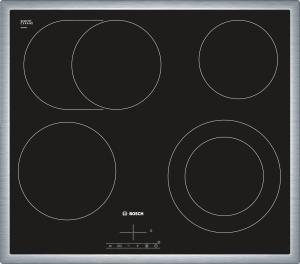 Bosch NKN 645 B 17Edelstahl-Rahmen 60 cmElektro-Kochmulde nicht autark !!