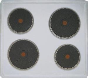 Bosch NCM 615 L 01Edelstahl / Chromnickelstahl Einbau-Kochmulde
