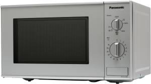 Panasonic NN-K 121M MEPGSilber mit 1000 Watt Grill20 Liter 700 Watt