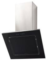 Termikel Kiel 60 S Vertikale Glas-Wandhaube 60cm schwarz TouchControl