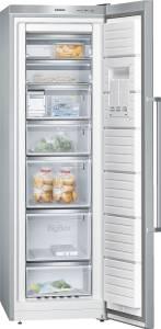Siemens GS 36 NBI 30 A++Türen Edelstahl antiFingerPrintNo Frost