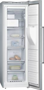 Siemens GS 36 DPI 20 A+No Frost Türen Edelstahl antiFingerPrint