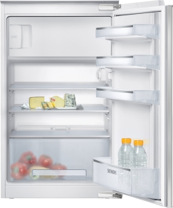 Siemens - KI 18 LV 51   A+ Flachscharnier-Technik Einbau-Kühlautomat