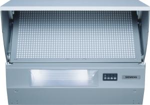 Siemens LE 64130Zwischenbauhaube Silbermetallic 60 cm
