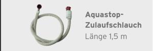 Candy Aquastop Schlauch 1,5 m