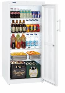 Liebherr FK 5440-20 Gewerbe-Flaschenküh lschrank statische Kühlung
