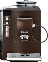 Bosch TES 50658 DE VeroCafe LattePro Dunkles Espressobraun ''Dark Espresso'