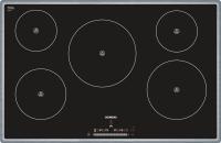 Siemens EH 845 FM 17 E5-fach InduktionMono-Slider Flachrahmen80 cmAutark