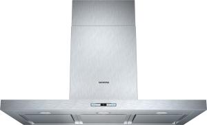 Siemens LC 98 BC 542 Komfort Wandesse im Boxdesign mit Randabsaugung 90 cm