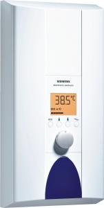 Siemens DE 242 7555elektronische Durchlauferhitzer