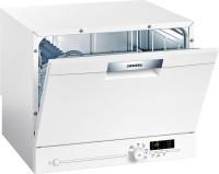 Siemens SK 26 E 220 EU weiß A+ speedMatic 7,5 Liter 6 Programme Compact-Geschirrspüler