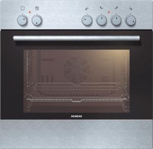 Siemens HE 13055A - 10 % Vollglas-InnentürEdelstahl