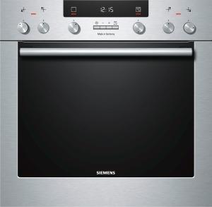 Siemens HE 73 BD 531Edelstahl A-30%softEinzugtitanGlanz Emaille Extraklasse