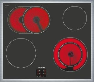 Siemens EF 645 HN 17Edelstahl GlaskeramikKindersicherung