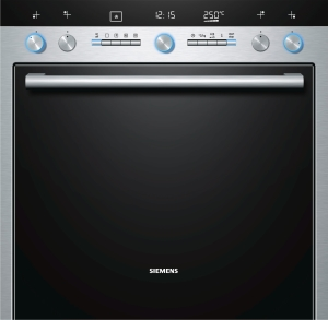 Siemens HE 76 BD 561A-30% EdelstahlactiveClean softEinzugcookControl40 lightControl