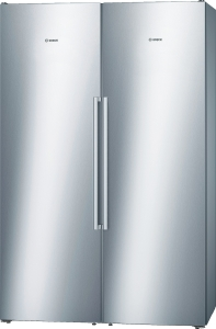 Bosch KAN 99 AI 35Side by Side A+++/A++ silber NoFrost