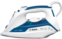 Bosch TDA 5028010Dampfbügeleisen Sensixx'x DA50 weiß / blau