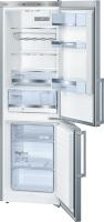 Bosch KGE 36 AI 42A+++ Türen Edelstahl mit Anti-Fingerprint