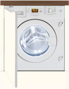 Beko WMI 71443 PTE Einbauwaschmaschine A+++ 1400 Touren 7kg Watersafe+