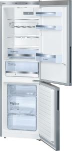 Bosch KGE 36 DI 40A+++Edelstahl 304 LiterAnti-Fingerprint
